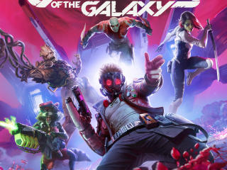 Marvel's Guardians of the Galaxy 2021 wallpaper