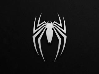 Marvel's Spider-Man 2 HD Game Logo wallpaper