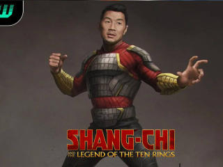 Marvel Shang-Chi and the Legend of the Ten Rings FanArt Concept wallpaper