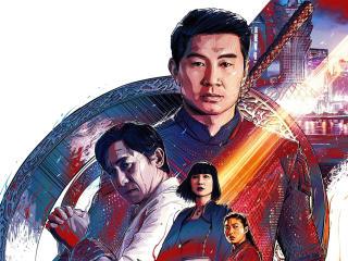 Marvel Shang-Chi HD Movie wallpaper