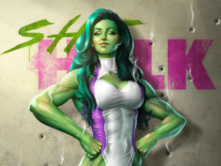 Marvel She Hulk wallpaper