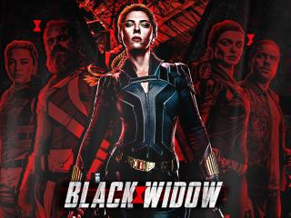 Marvel Studio's Black Widow Wallpaper 4k wallpaper
