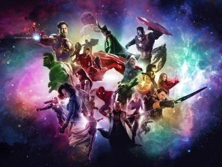 Marvel Studios Avengers wallpaper
