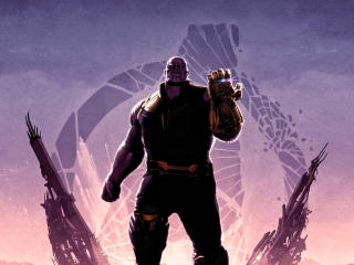 Marvel Thanos wallpaper