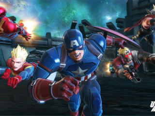Marvel Ultimate Alliance 3 wallpaper