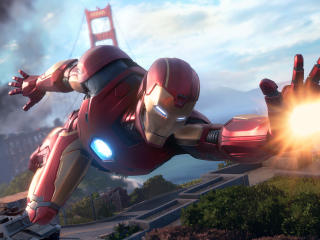 Marvels Avengers Iron Man wallpaper