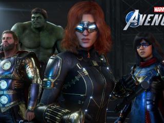 Marvels Avengers Superheros Stark Tech Suit wallpaper
