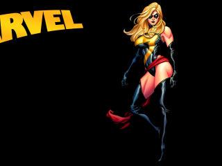 Marvels Ms Marvel wallpaper
