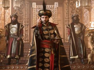 Marwan Kenzari as Jafar in Aladdin Movie wallpaper