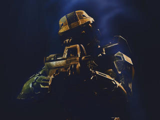 Master Chief Halo Photography wallpaper