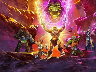 Masters Of The Universe Revelation 2021 wallpaper
