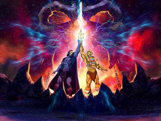 Masters Of The Universe Revelation Netflix wallpaper