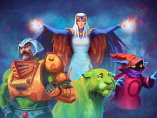 Masters Of The Universe Revelation New wallpaper