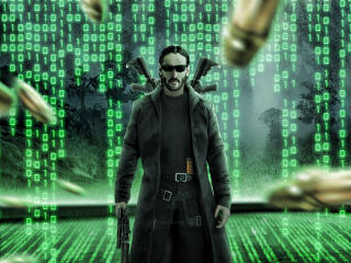 Matrix 4 Fan Artwork wallpaper