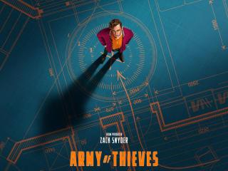 Matthias Schweighöfer Army Of Thieves Netflix wallpaper