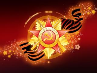 may 9, victory day, star wallpaper