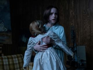 HD Wallpaper | Background Image Mckenna Grace In Annabelle Comes Home
