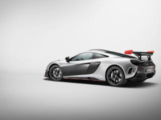 HD Wallpaper | Background Image Mclaren Mso R Coupe 2017