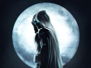 MCU Moon Knight 2020 Art wallpaper
