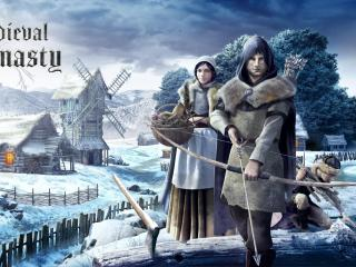 Medieval Dynasty 2021 Gaming wallpaper