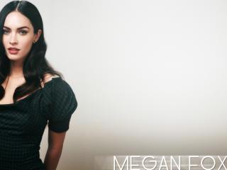 Megan Fox cute photo  wallpaper