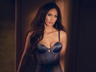 Megan Fox Fredericks Lingerie Photoshoot wallpaper