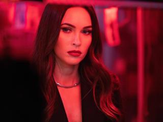 Megan Fox in Till Death Movie wallpaper