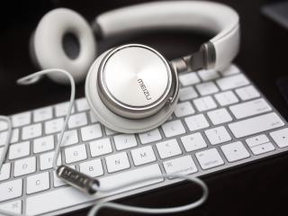 meizu, headphones, keyboard wallpaper