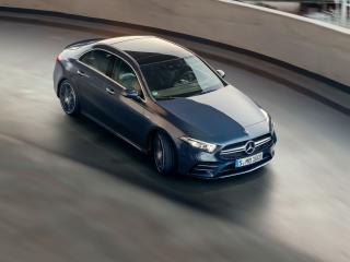 Mercedes AMG A35 Sedan wallpaper