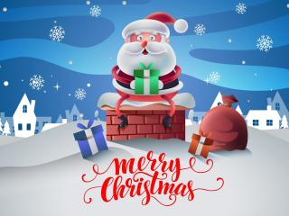 Merry Christmas 2019 wallpaper