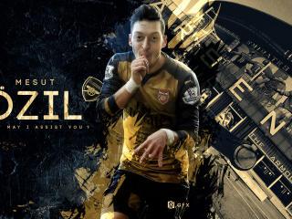 Mesut Ozil Fun wallpaper