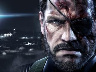 Metal Gear Solid 5 Art wallpaper