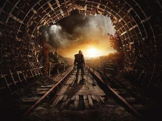 Metro Exodus 8k wallpaper