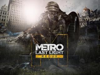 metro last light redux, metro redux, 4a games wallpaper