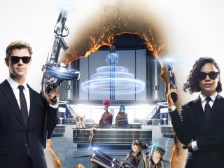 MIB 4 wallpaper