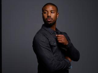 Michael B. Jordan 2018 wallpaper