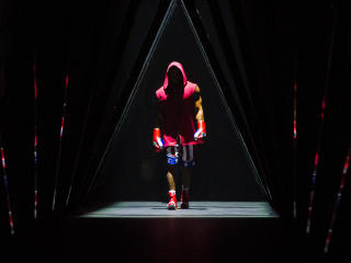 Michael B. Jordan as Adonis Creed in CREED II wallpaper