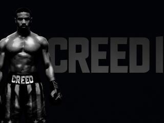 Michael B. Jordan Creed 2 Movie Poster wallpaper