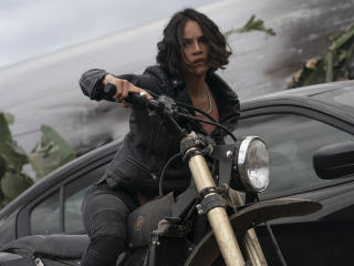 Michelle Rodriguez Fast 9 wallpaper