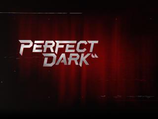 Microsoft Perfect Dark Game Logo wallpaper