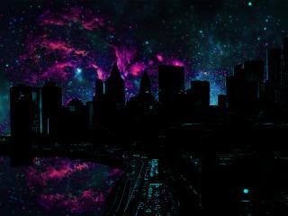 Midnight City Cool wallpaper
