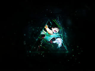 Midoriya Izuku wallpaper