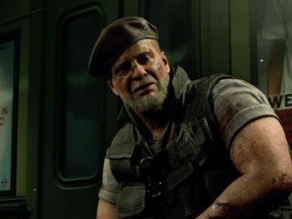 Mikhail Viktor Resident Evil 3 Remake wallpaper