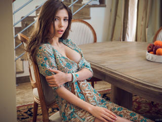 Mila Azul Ukrainian Sexy Model wallpaper