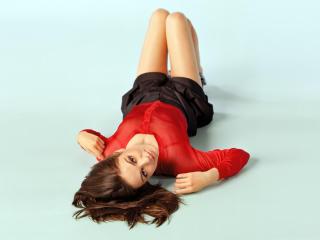 Mila Kunis lying down wallpapers wallpaper
