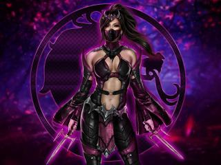 Mileena Mortal Kombat 11 wallpaper