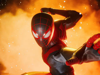 Miles Morales Marvels Spider-Man Screenshot 2020 wallpaper