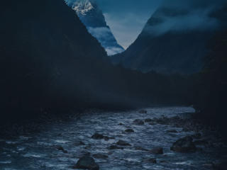 Milford Sound wallpaper