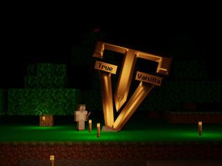Minecraft 4k FanArt wallpaper