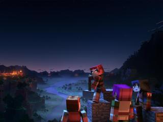 Minecraft Dungeons 2021 Gaming wallpaper